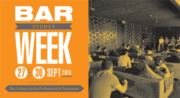 Sydney Bar Week Is Nearly Here!