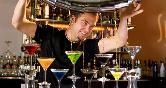 five tips for becoming a great bartender