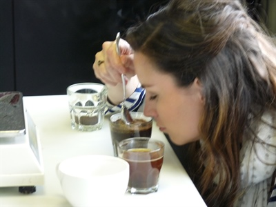 Spotlight on ... Parmalat Coffee Training
