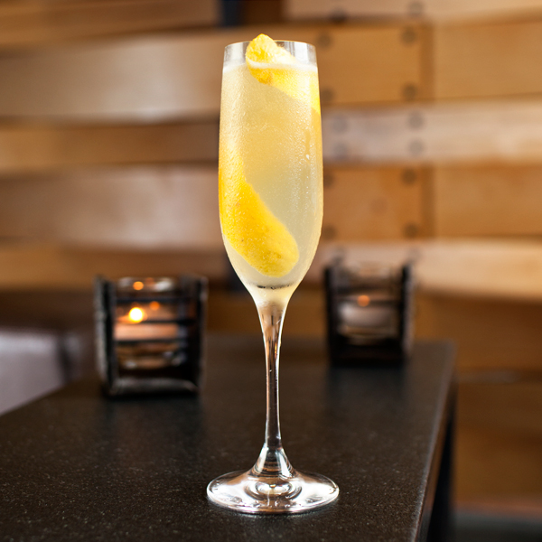 World Cup Cocktails: French 75